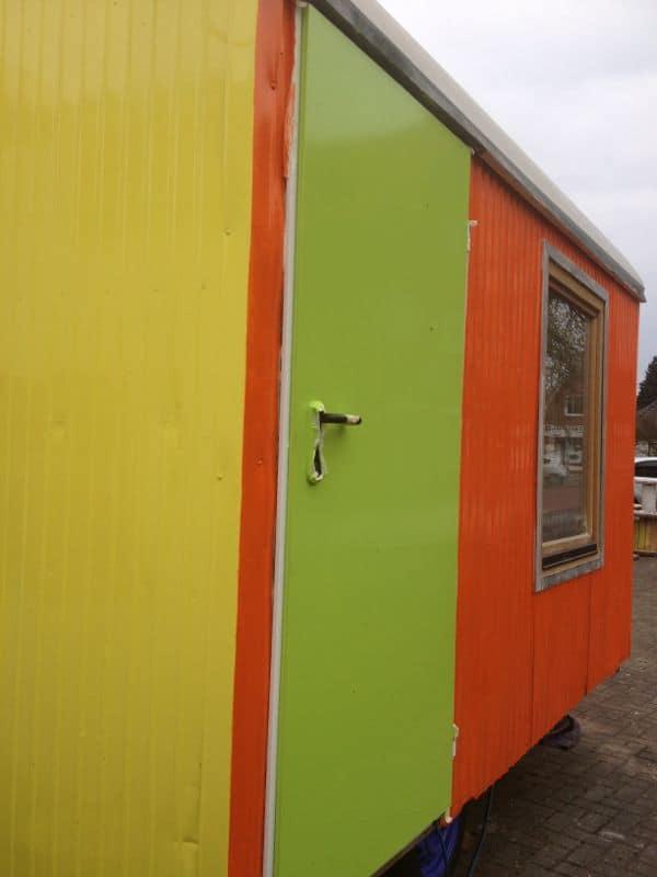 Kids-Salon Grüne Tür