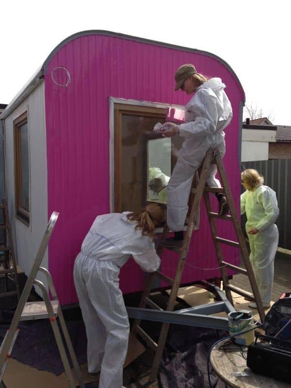 Das Maler-Team