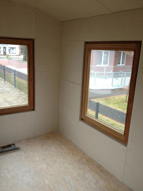 Kids-Salon Fenster